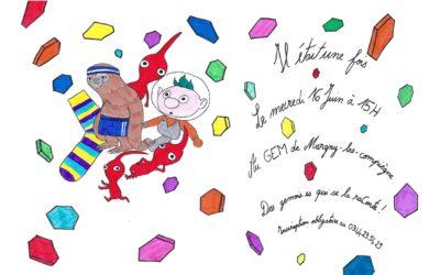 Invitation spectacle contes